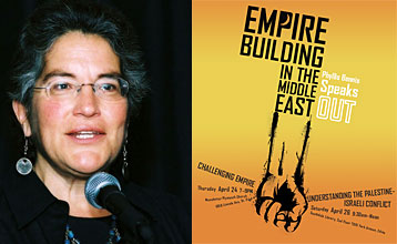 Empire Building in the Middle East: Phyllis Bennis Speaks Out - April 24 and 26, 2008